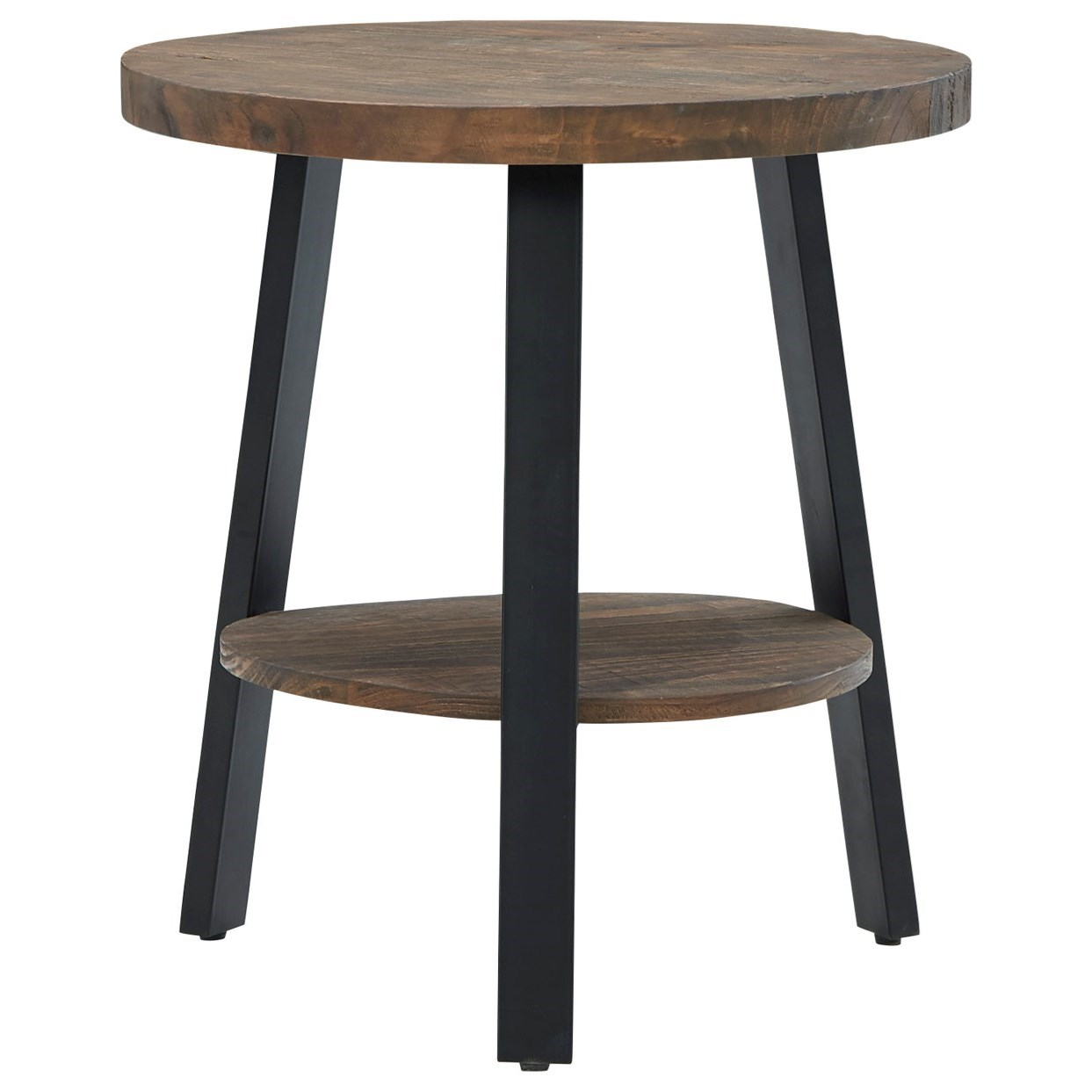 Chanzen End Table by Signature at Walker's Furniture