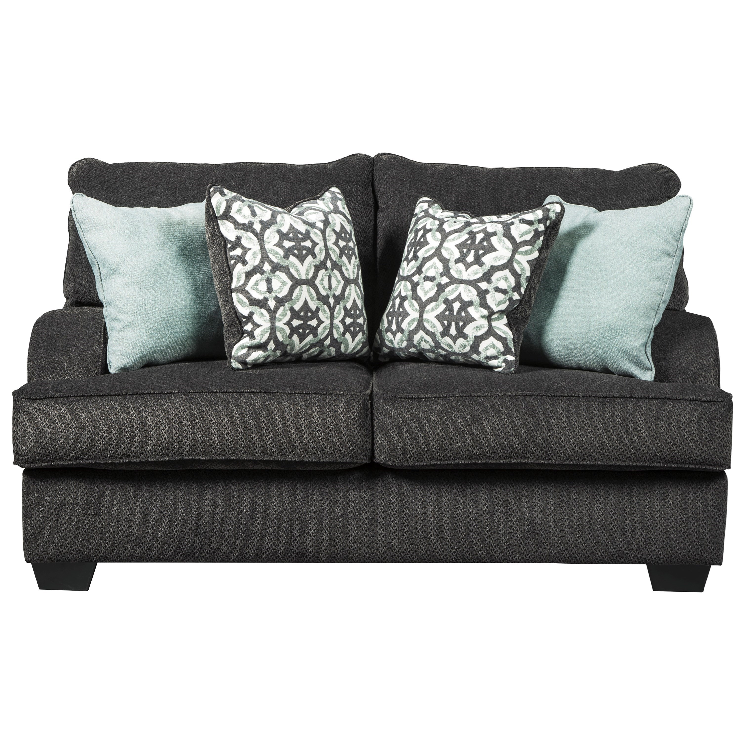 Charenton Loveseat by Benchcraft at Beck's Furniture