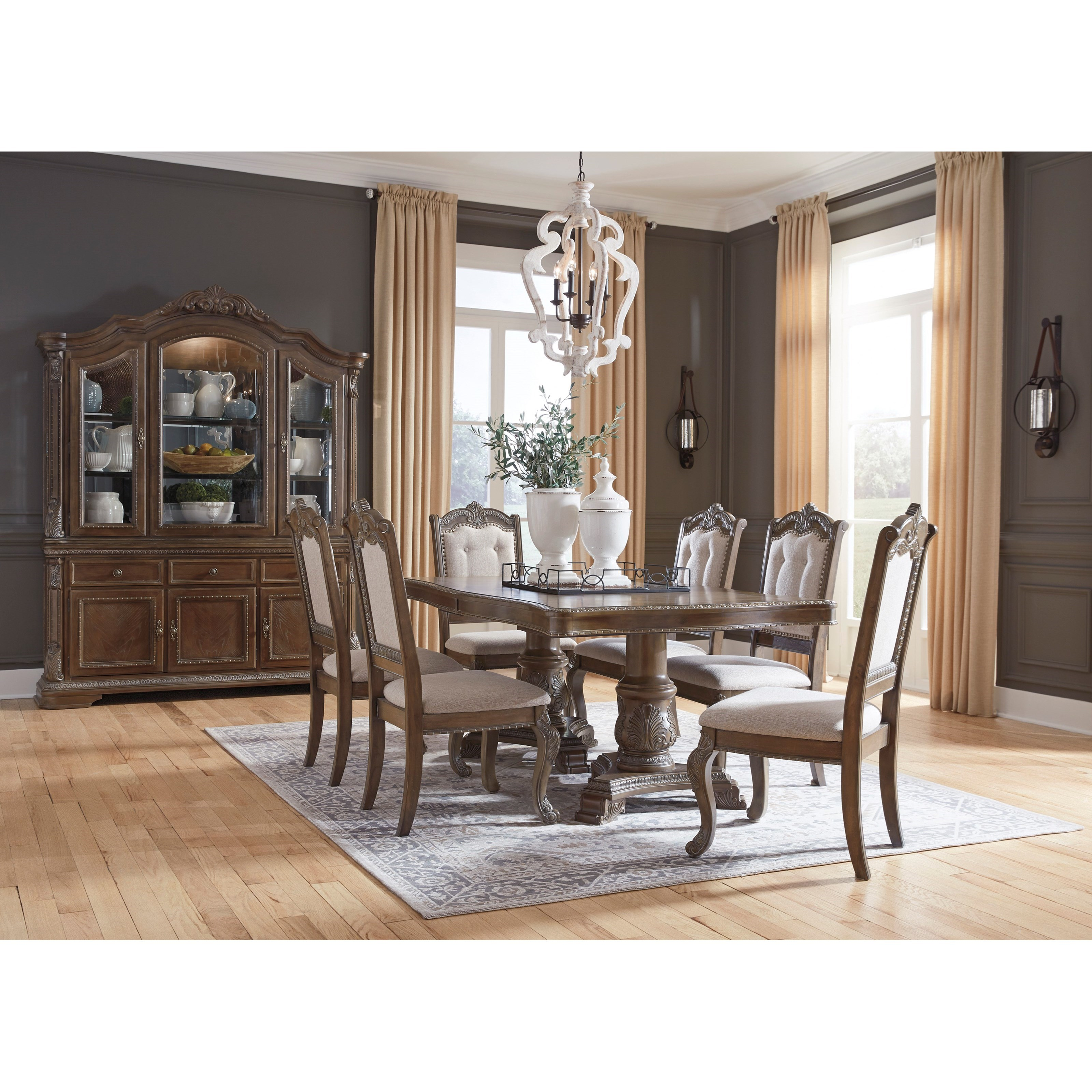 Charmond Formal Dining Room Group by Ashley Signature Design at Rooms and Rest