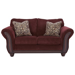 Signature Design by Ashley Chesterbrook Loveseat