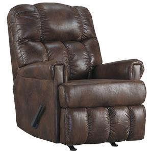 Signature Design by Ashley Chipster Rocker Recliner