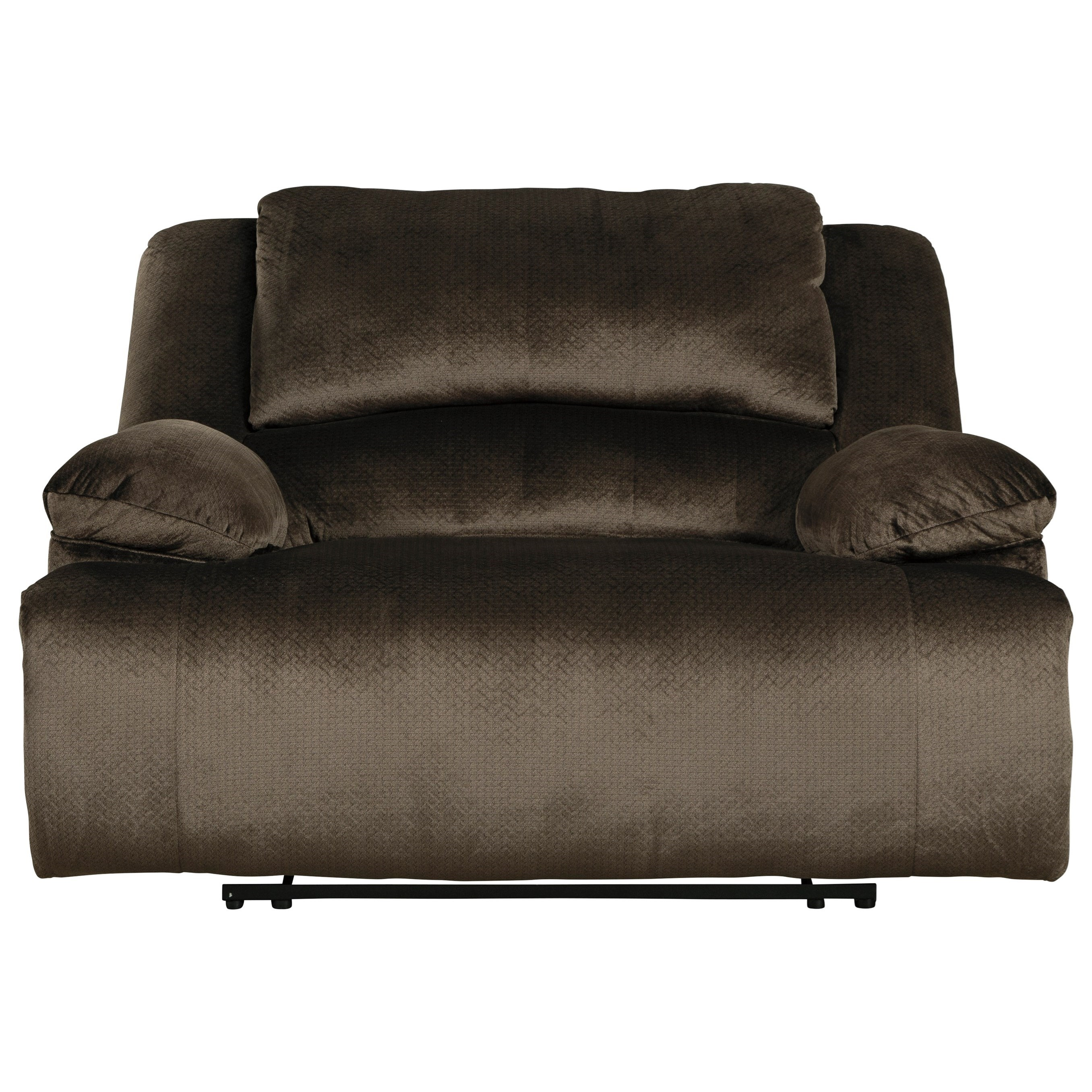 Clonmel Zero Wall Wide Seat Recliner by Signature Design by Ashley at Value City Furniture