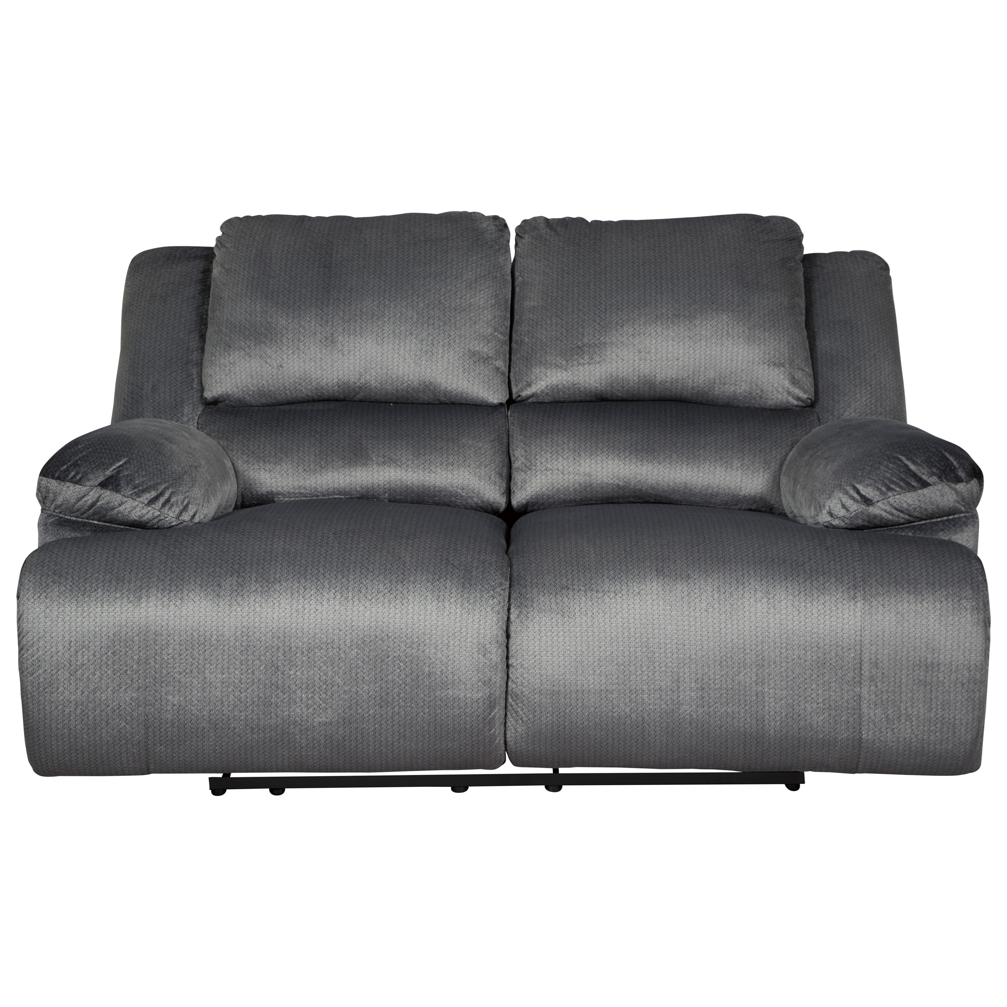 Clonmel Reclining Loveseat by Signature Design by Ashley at Standard Furniture