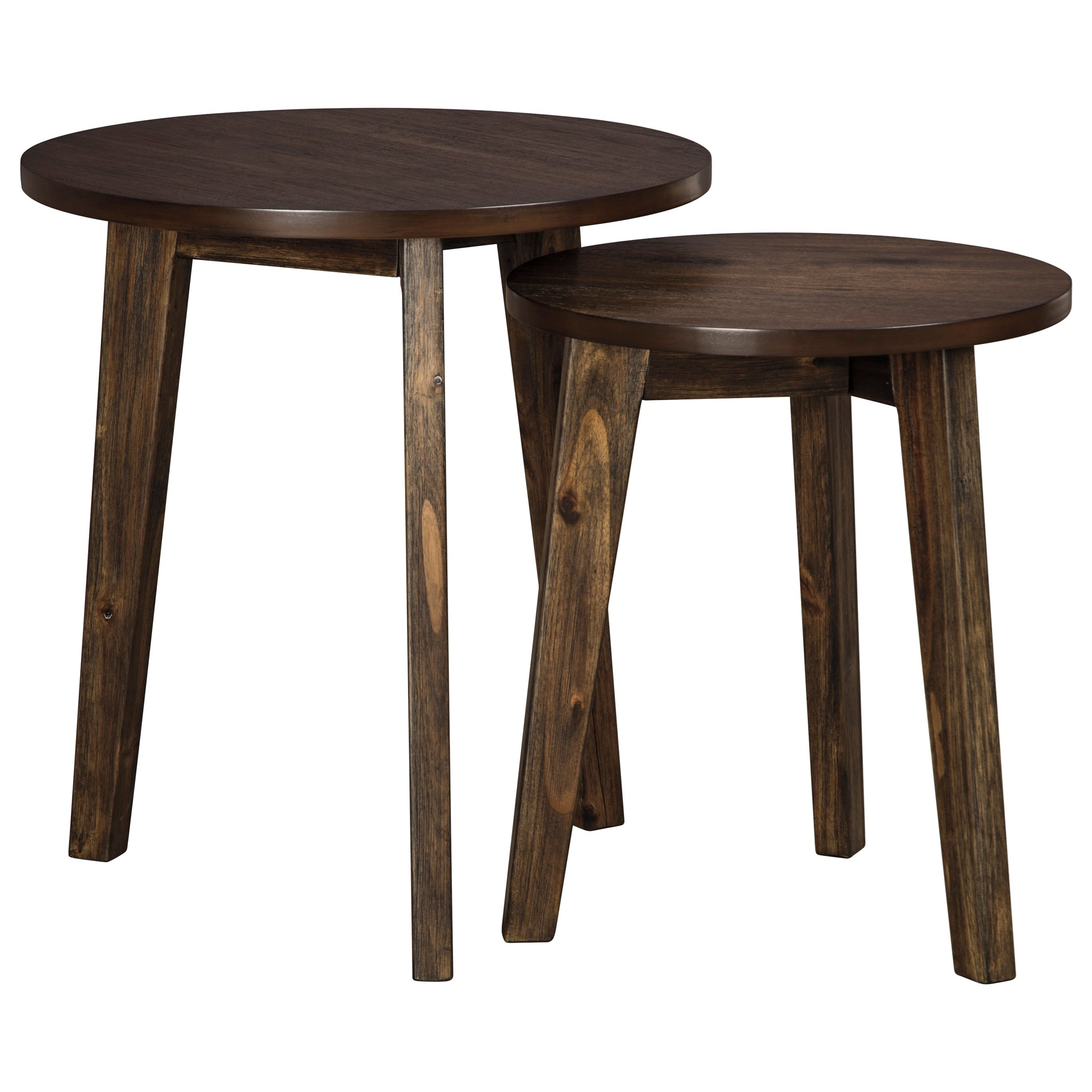 Clydmont 2-Piece Accent Table Set by Signature Design by Ashley at Suburban Furniture