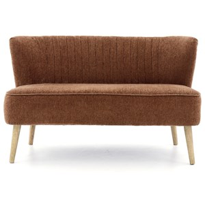 Accent Bench/Settee with Channel Back