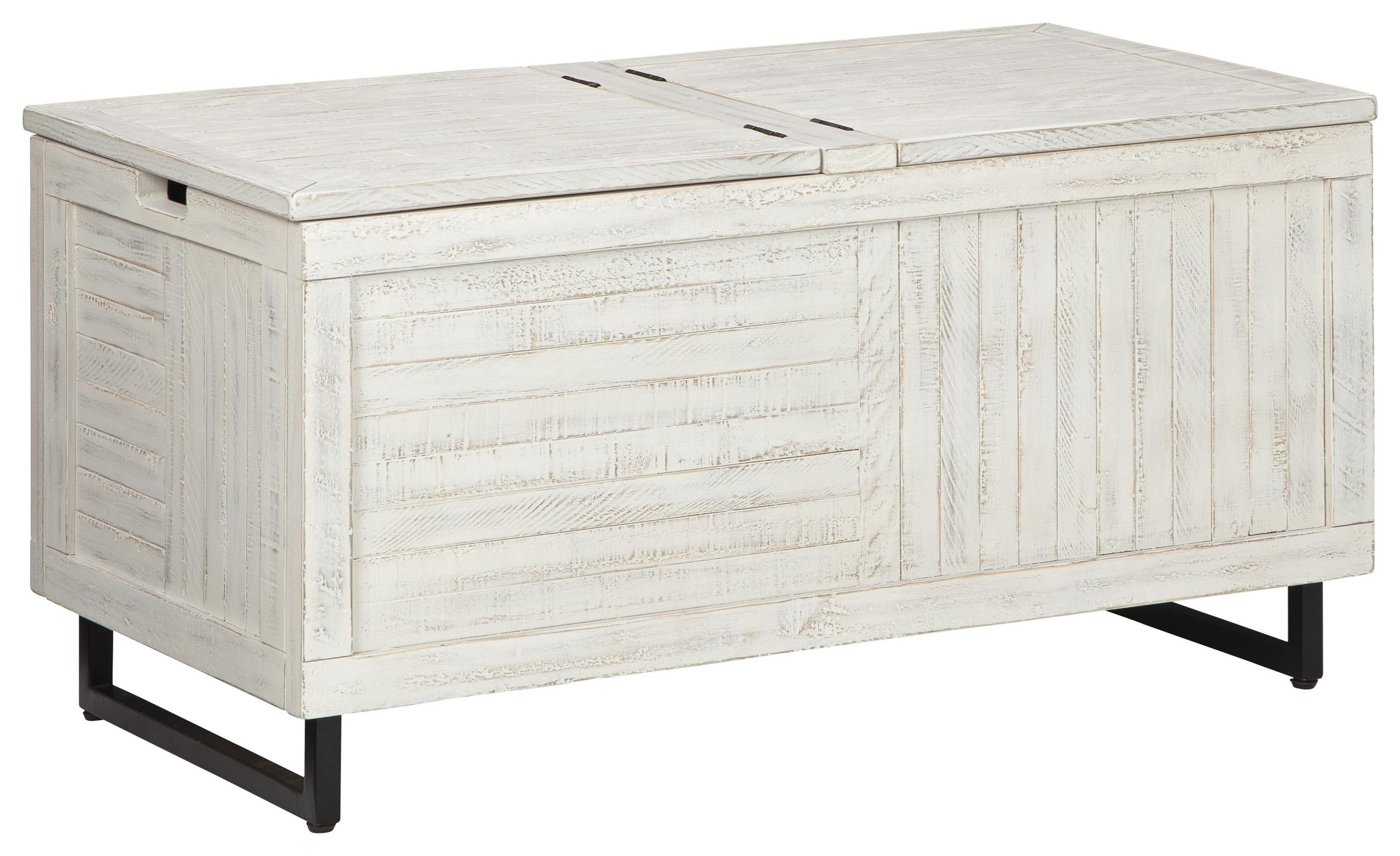 Coltport Storage Trunk by Signature Design by Ashley at Sam Levitz Outlet