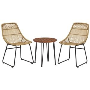 Table and 2 Chair Bistro Set