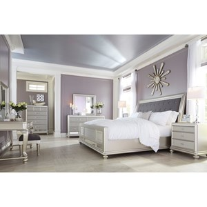 Signature Design by Ashley Coralayne California King Bedroom Group