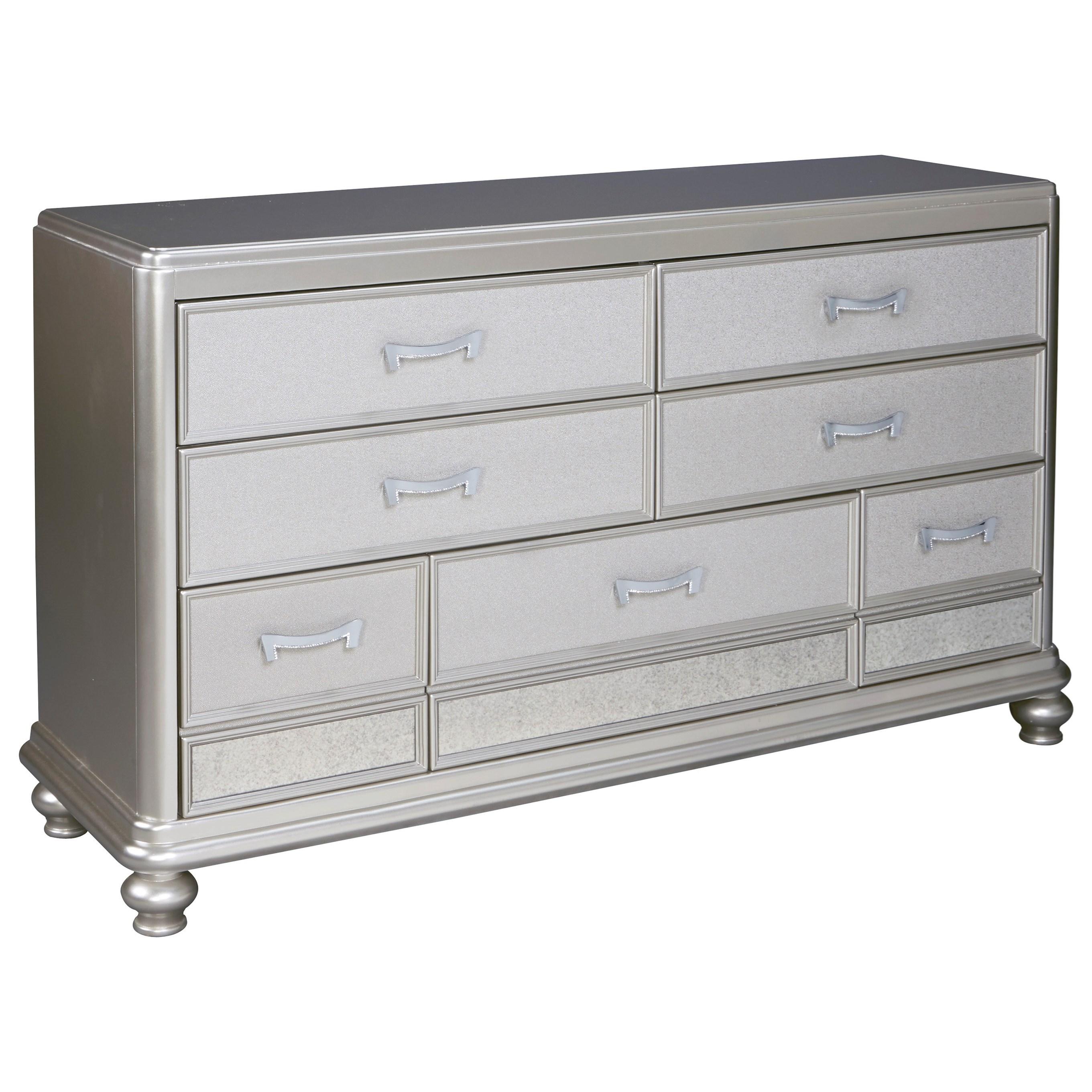 Coralayne Dresser by Ashley (Signature Design) at Johnny Janosik