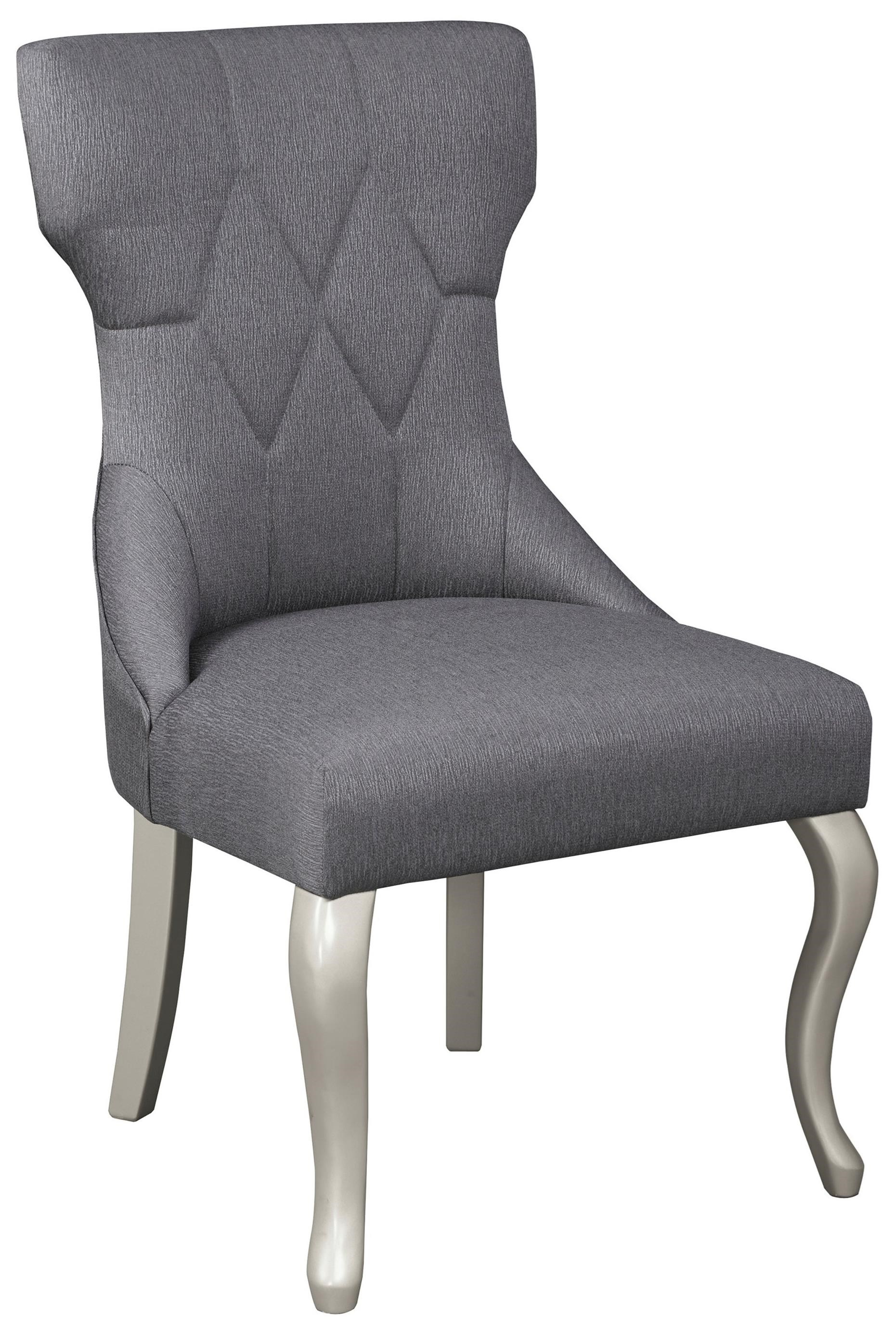 Coralayne Dining Upholstered Side Chair by Ashley (Signature Design) at Johnny Janosik
