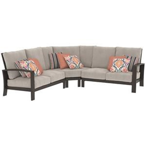 Sectional Outdoor Seating P6