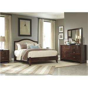 Signature Design by Ashley Corraya Queen Bedroom Group