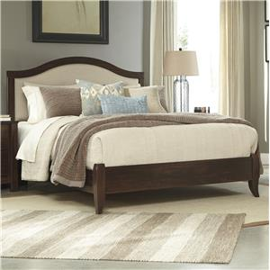 Signature Design by Ashley Corraya Queen Upholstered Bed