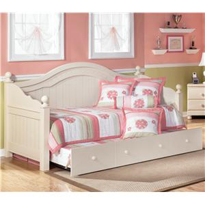 Signature Design by Ashley Cottage Retreat Day Bed with Trundle