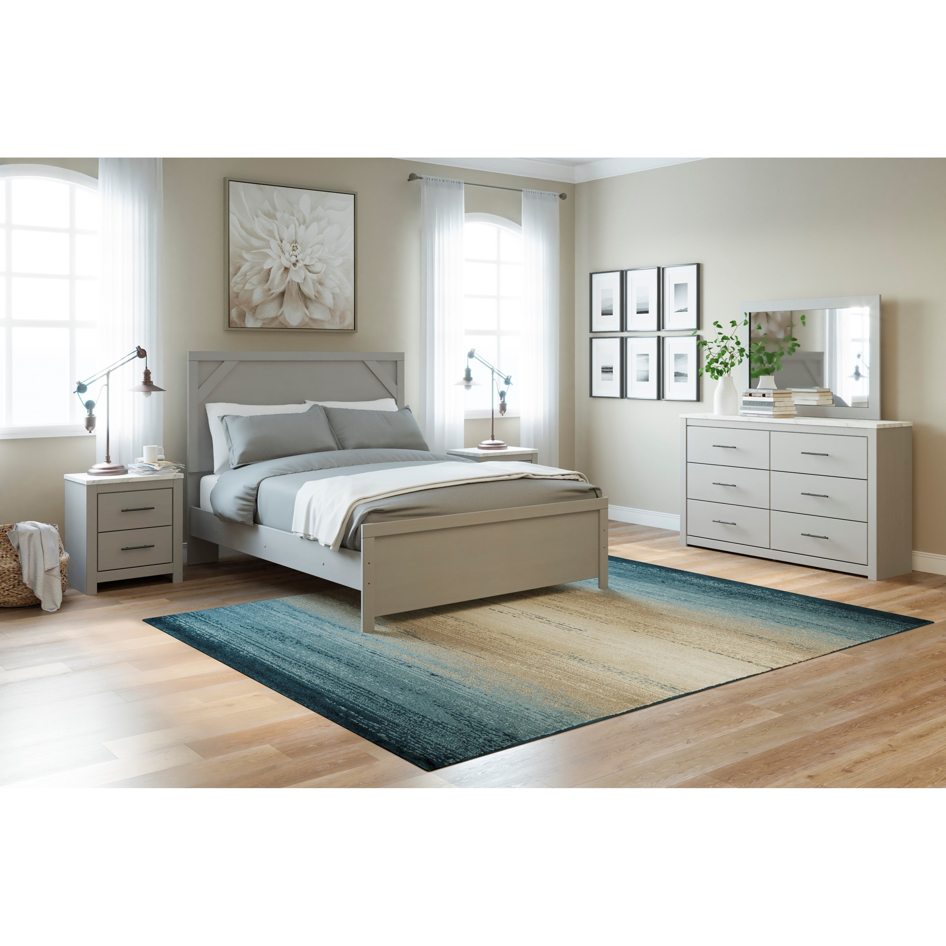 Cottenburg Queen Bedroom Group by Signature Design by Ashley at Northeast Factory Direct