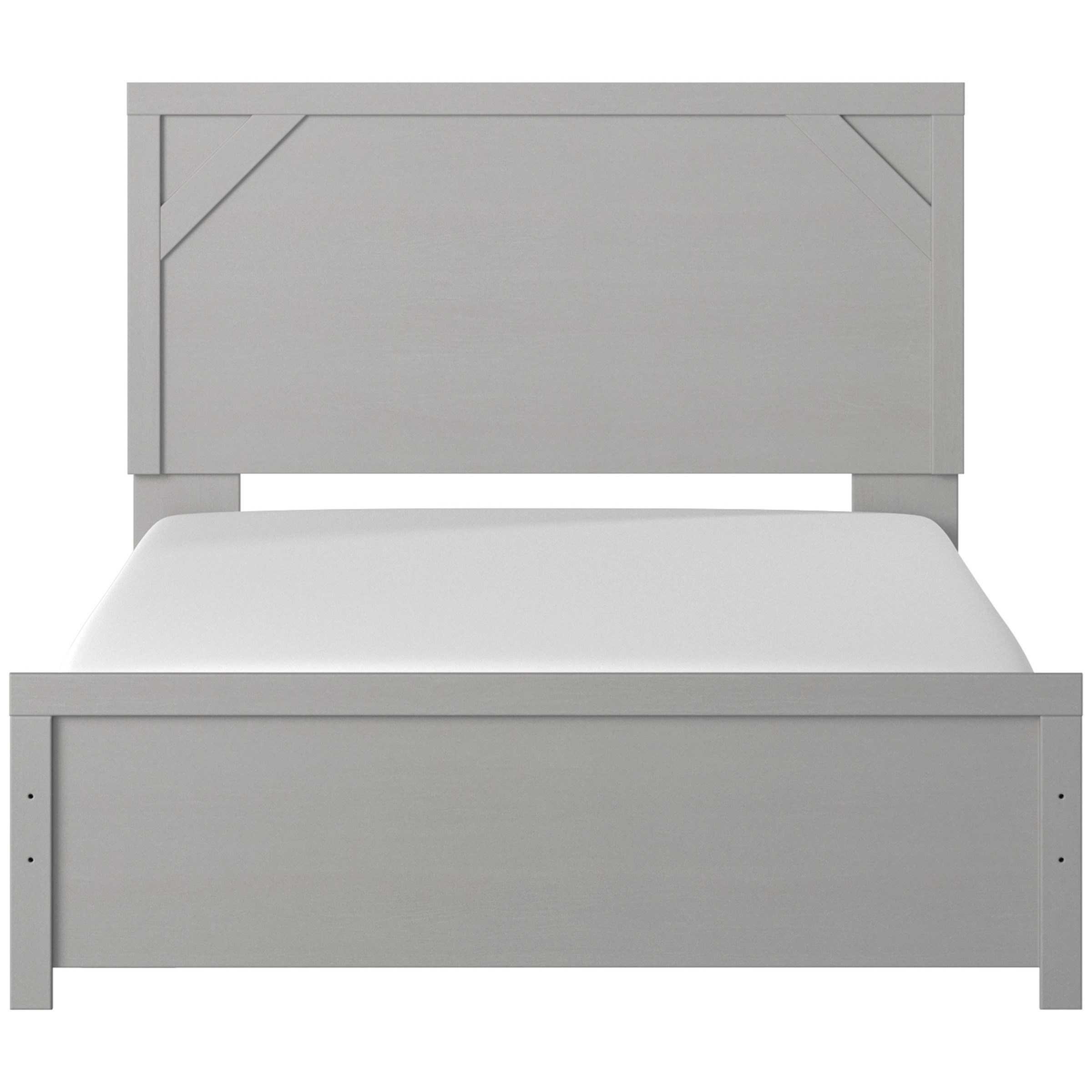 Cottenburg Queen Panel Bed by Ashley (Signature Design) at Johnny Janosik