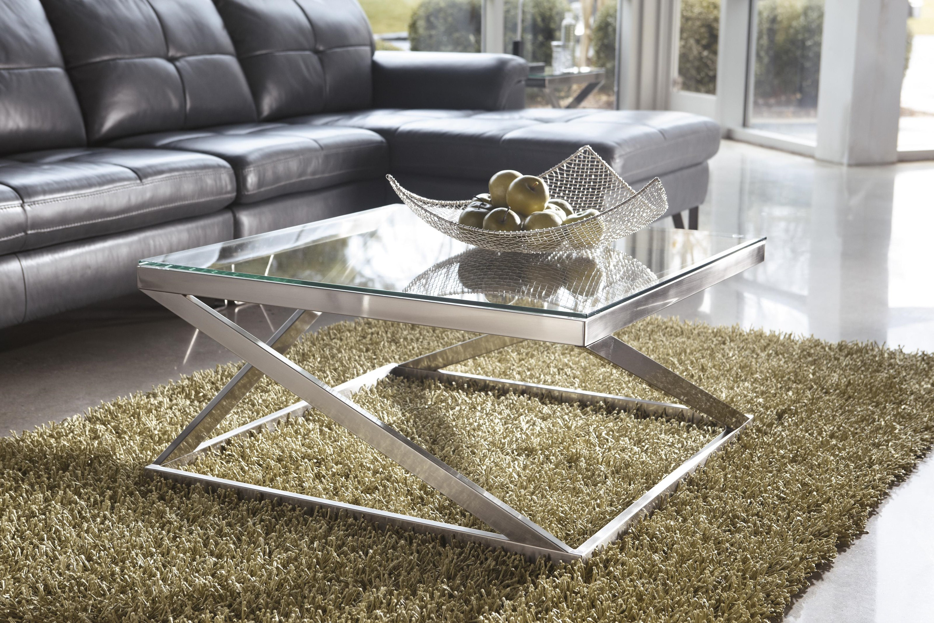 Coylin Cocktail table and End Table Set by Signature Design by Ashley at Sam Levitz Outlet