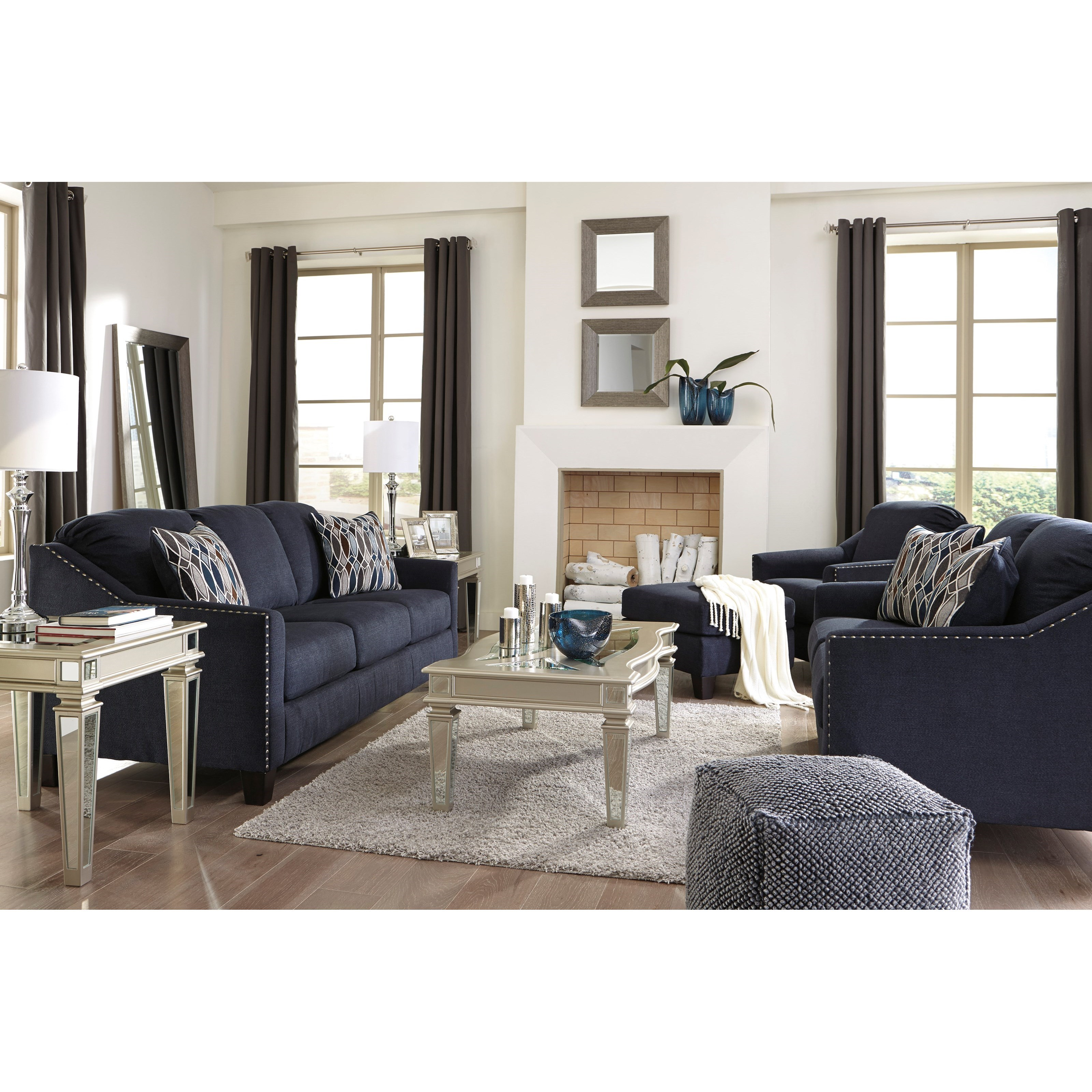 Creeal Heights Living Room Group by Benchcraft at Miller Waldrop Furniture and Decor