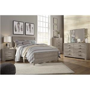 Four Piece Queen Bedroom Group