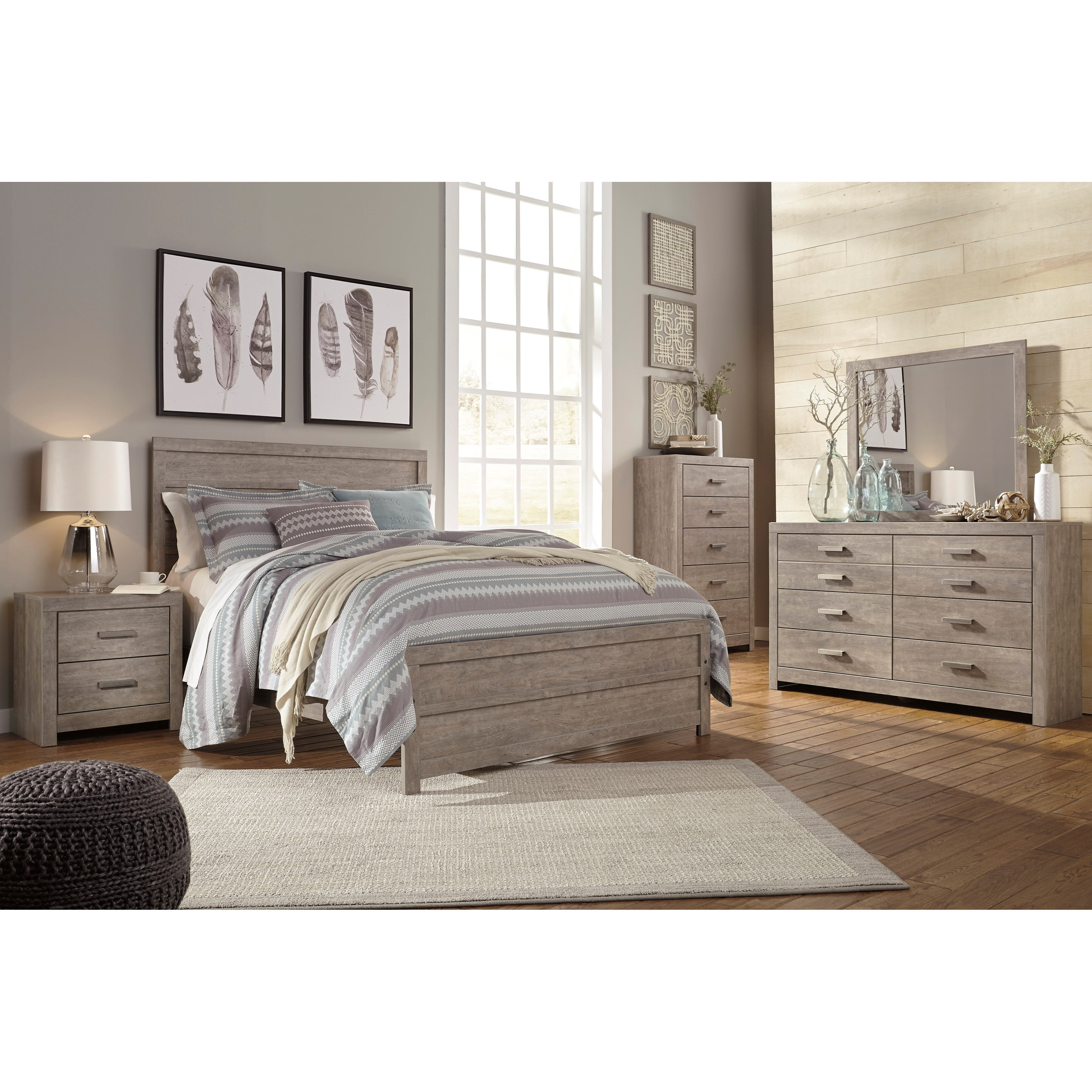 Culverbach Queen Bedroom Group by Ashley (Signature Design) at Johnny Janosik