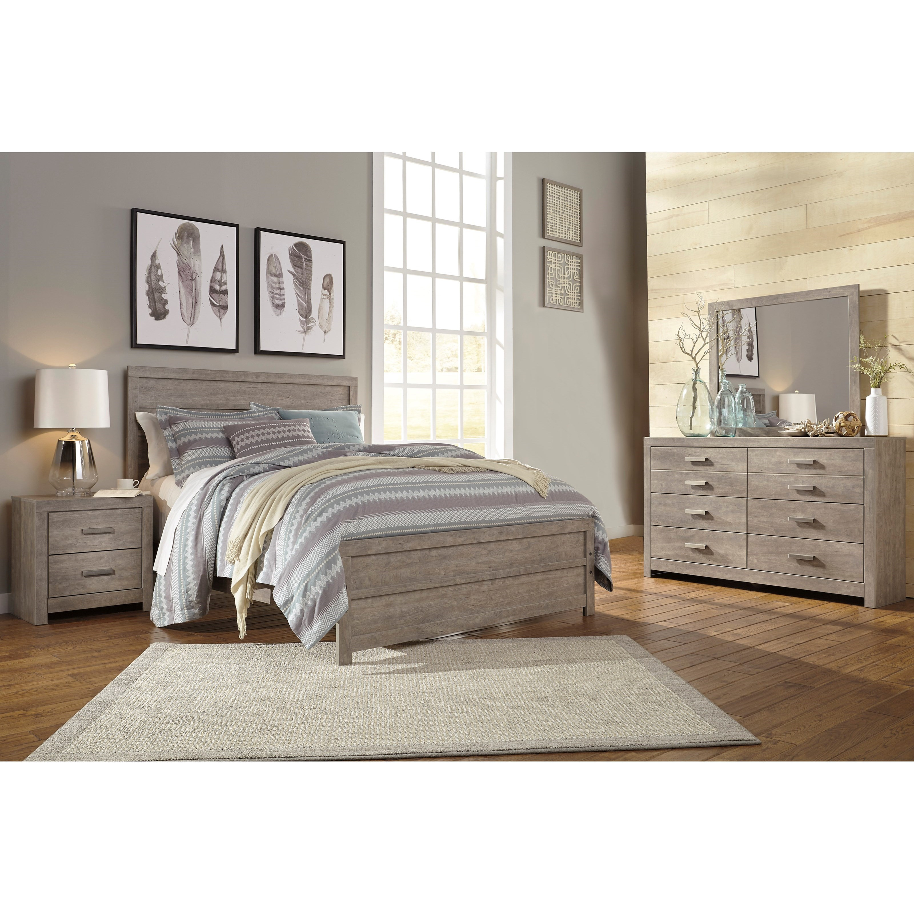 Culverbach Queen Bedroom Group by Signature Design by Ashley at Northeast Factory Direct