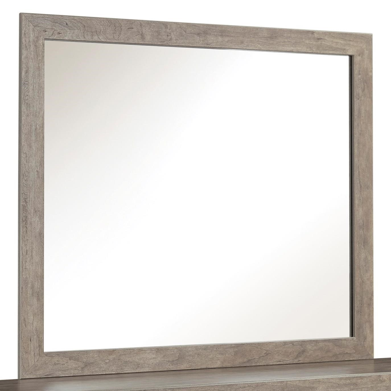 Culverbach Mirror by Signature Design by Ashley at Suburban Furniture