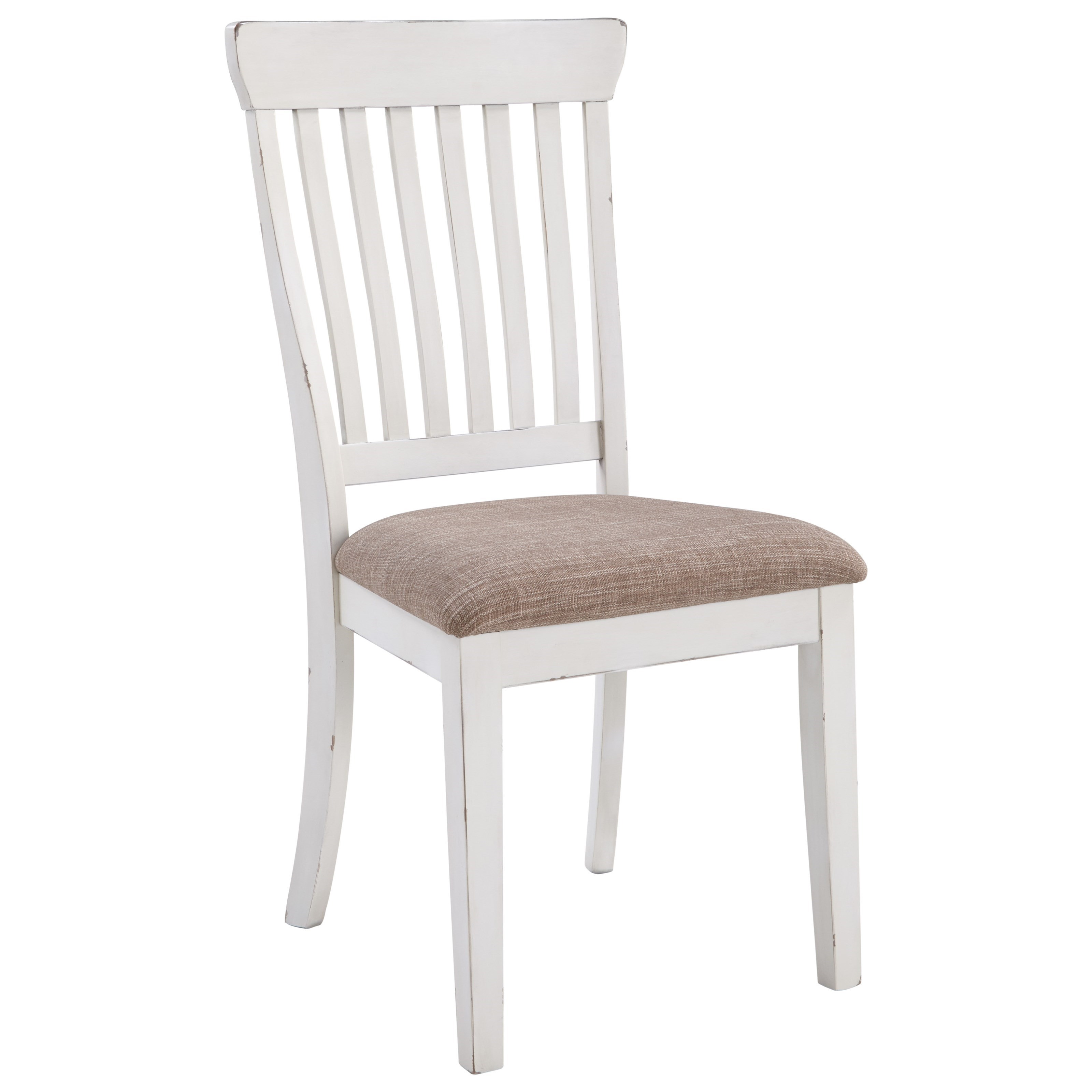 Danbeck Dining Upholstered Side Chair by Signature Design by Ashley at Lapeer Furniture & Mattress Center