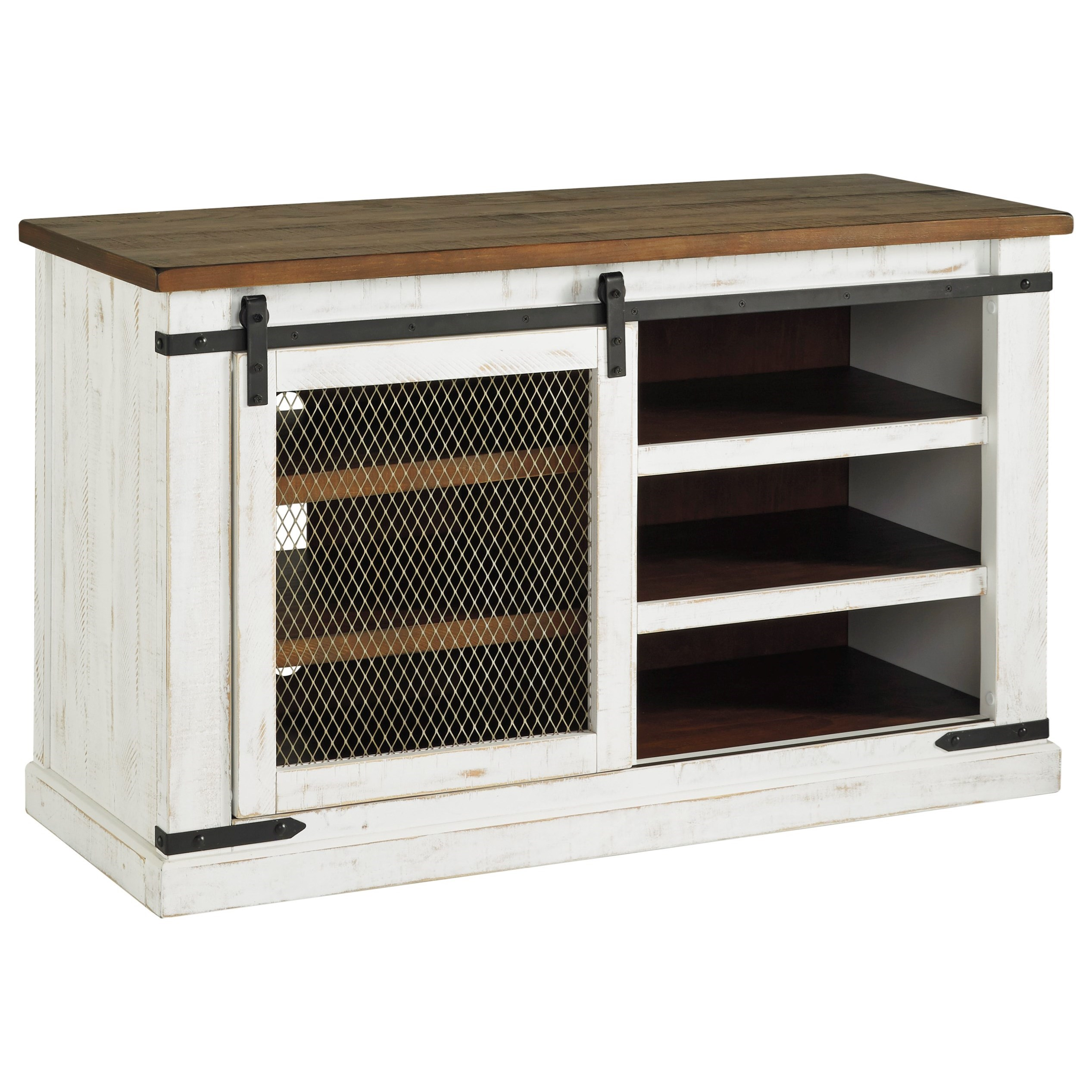 Wystfield Medium TV Stand by Signature Design by Ashley at Beck's Furniture