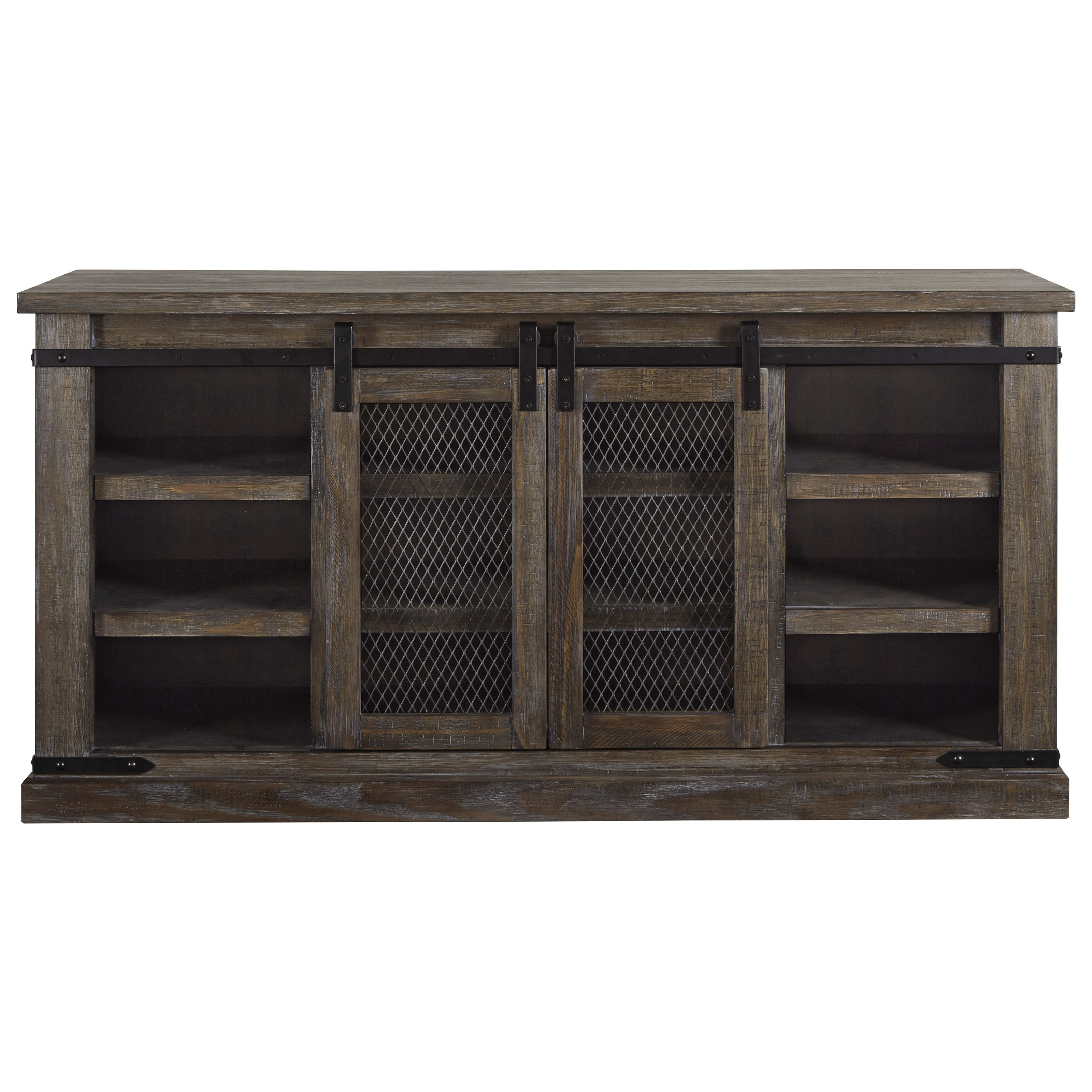 Danell Ridge Large TV Stand by Ashley (Signature Design) at Johnny Janosik