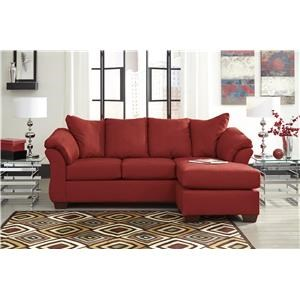 Chaise Sofa and Chair Set