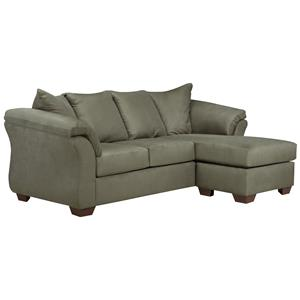 Signature Design by Ashley Darcy - Sage Sofa Chaise