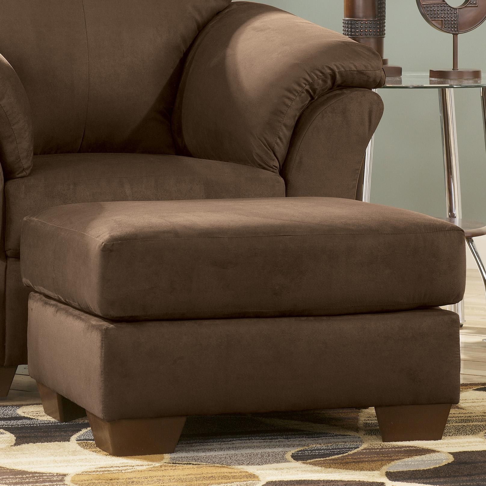 Darcy - Cafe Ottoman by Signature Design by Ashley at Furniture Barn