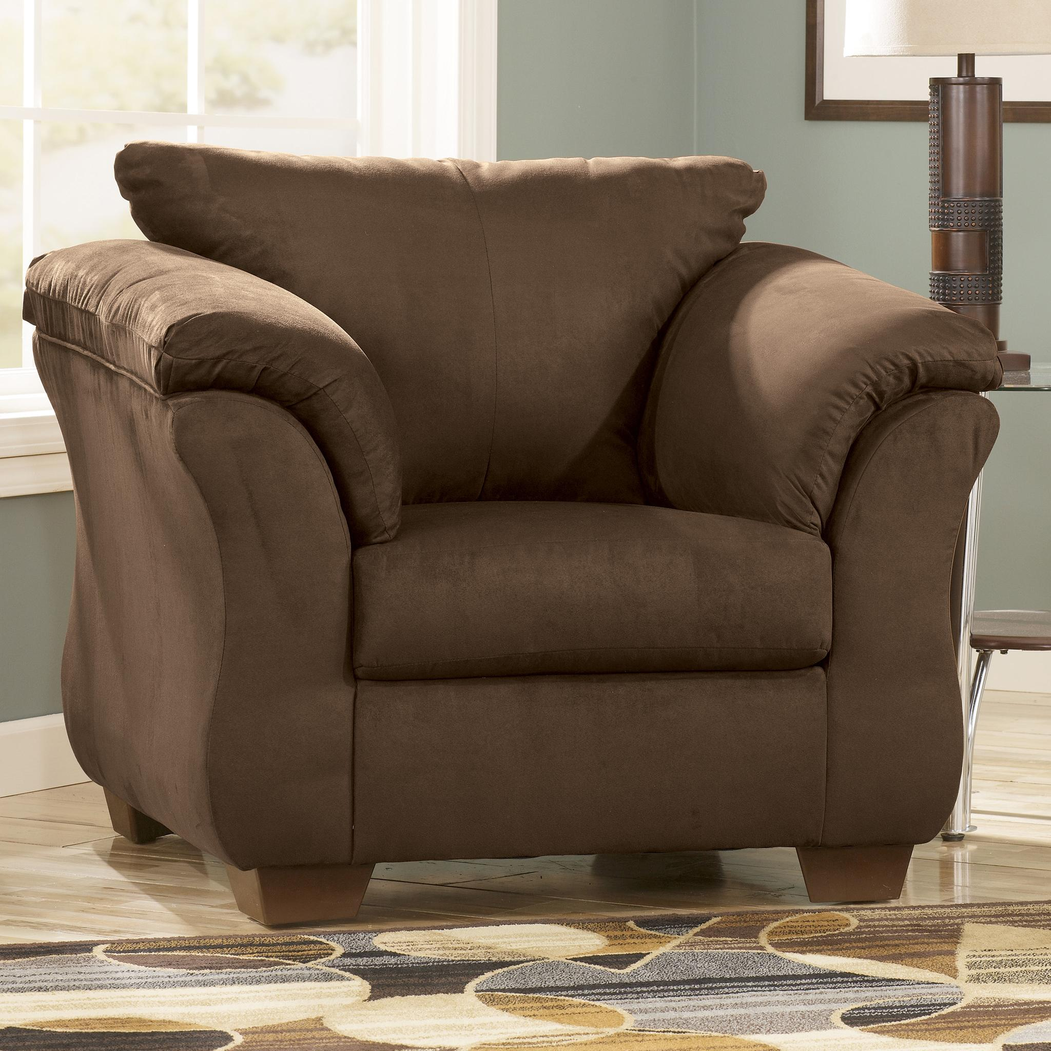 Darcy - Cafe Upholstered Chair by Ashley (Signature Design) at Johnny Janosik