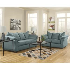 Sofa, Loveseat and Recliner Set