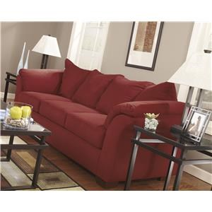 Sofa and Recliner Set