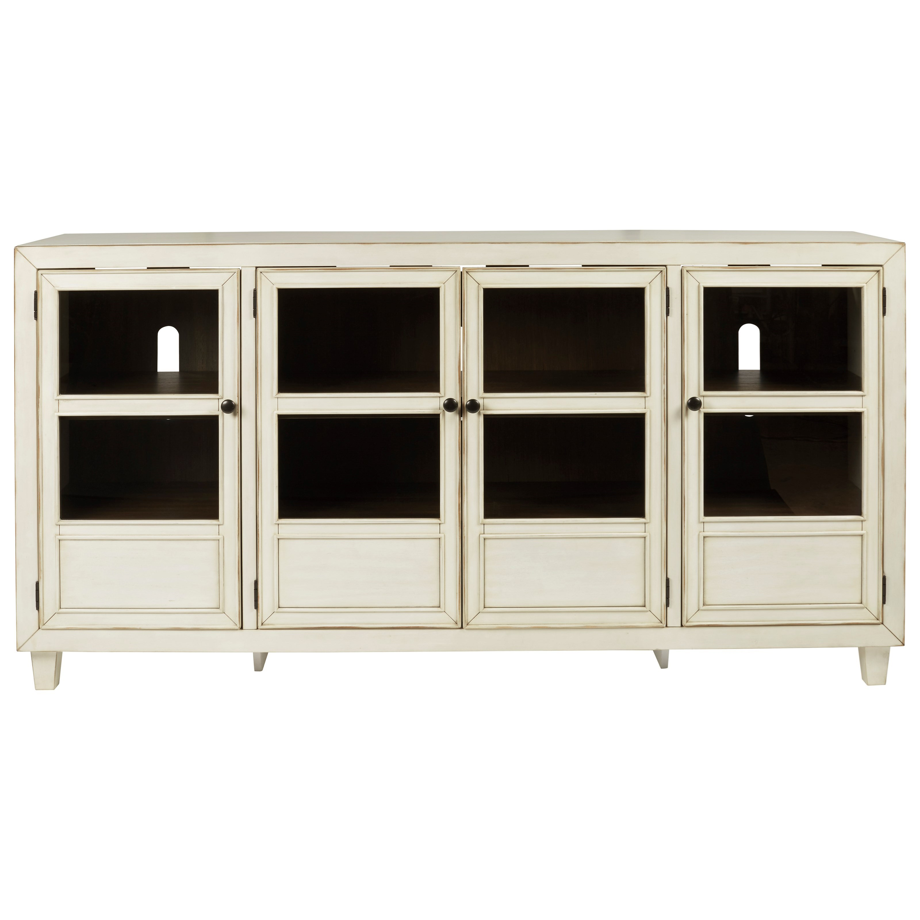 Deanford Accent Cabinet by Signature Design by Ashley at Northeast Factory Direct