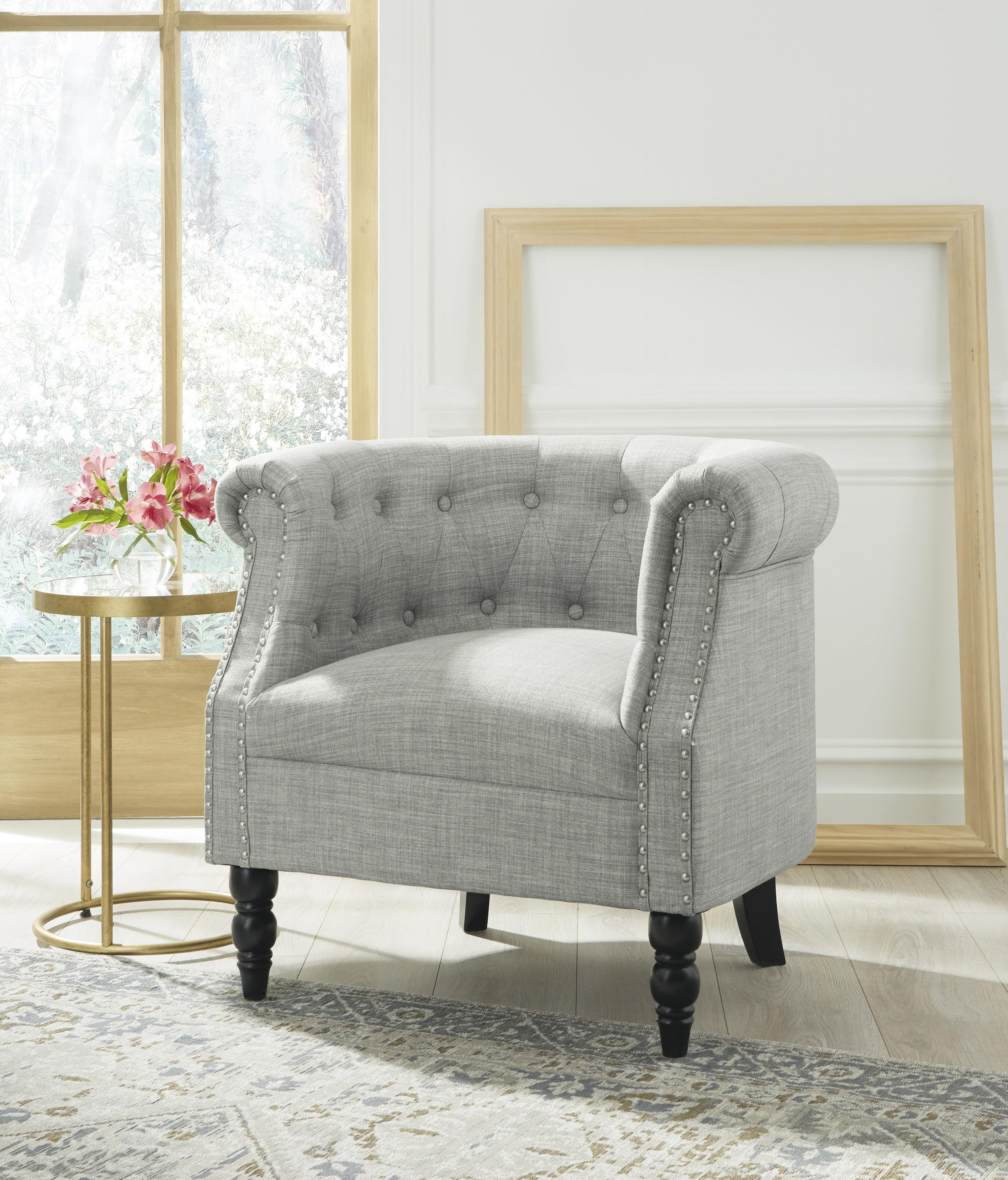 Deaza Accent Chair by Signature Design by Ashley at Sam Levitz Outlet