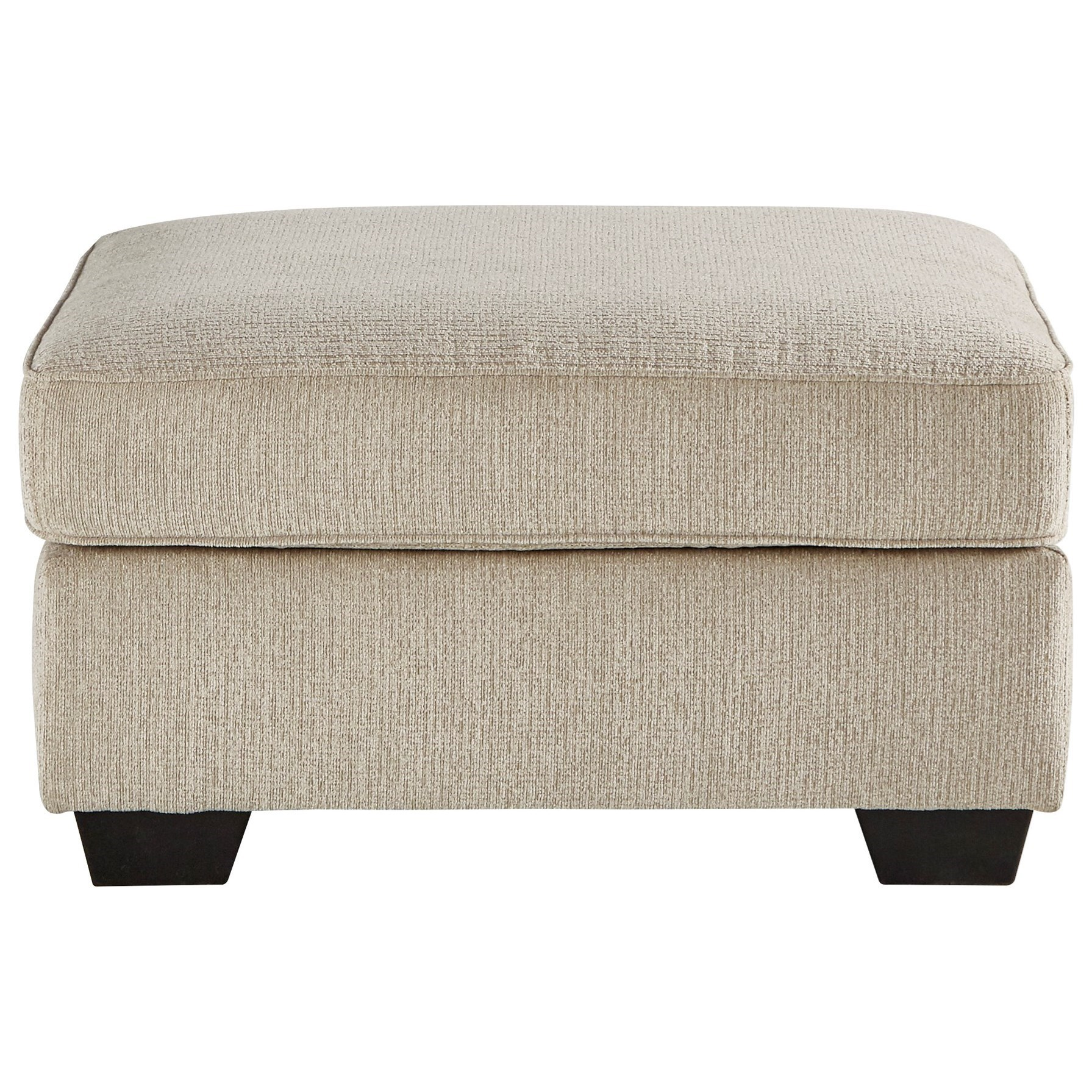 Decelle Oversized Accent Ottoman by Signature at Walker's Furniture