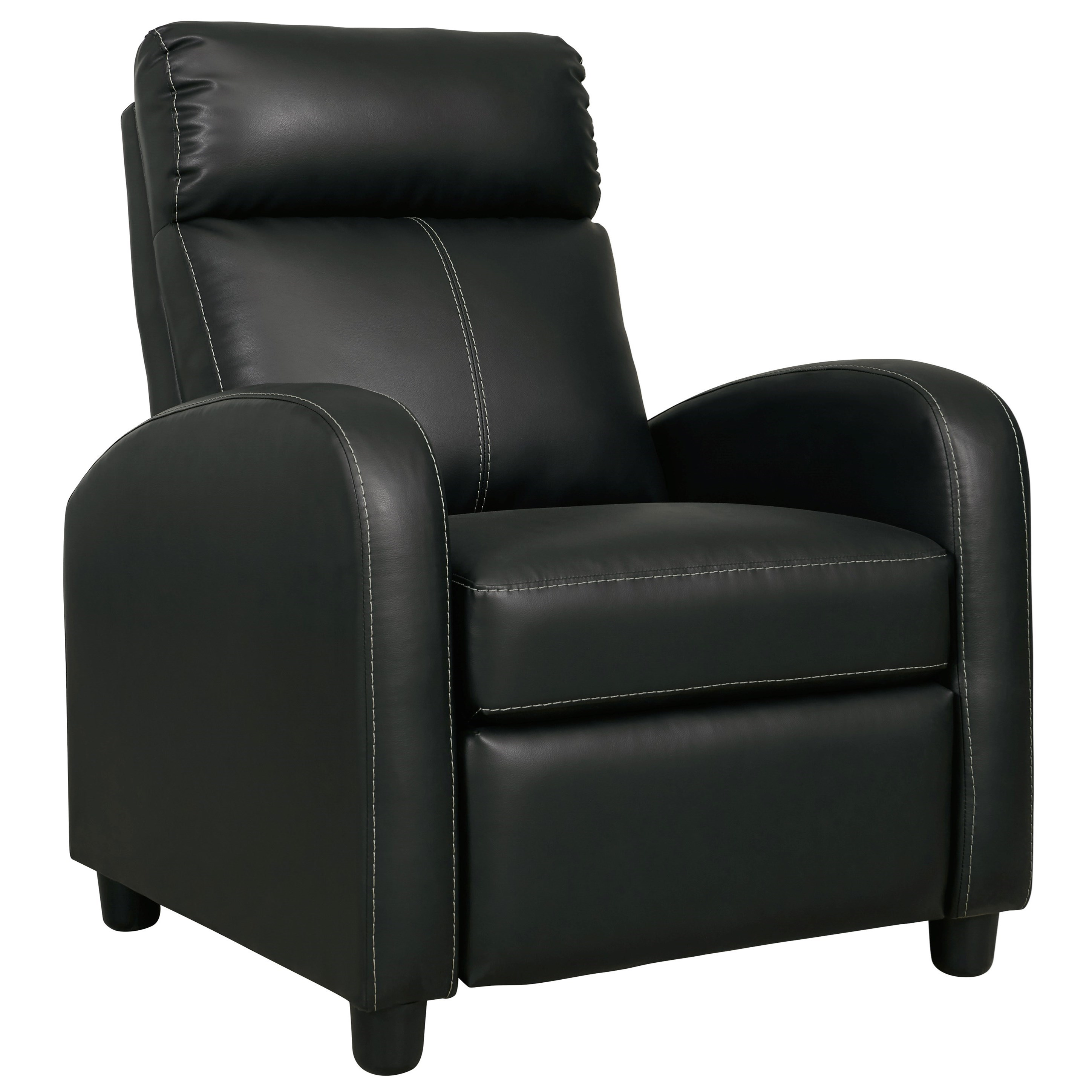 Declo Low Leg Recliner by Ashley (Signature Design) at Johnny Janosik