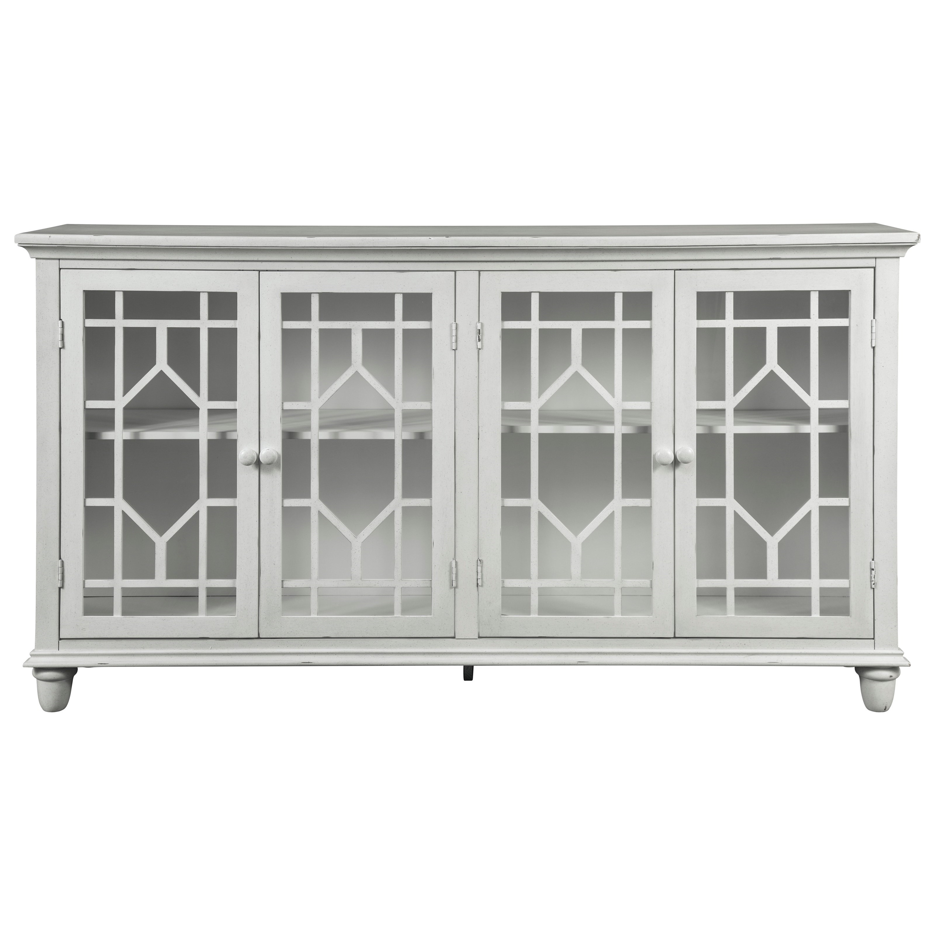Dellenbury Accent Cabinet by Signature at Walker's Furniture