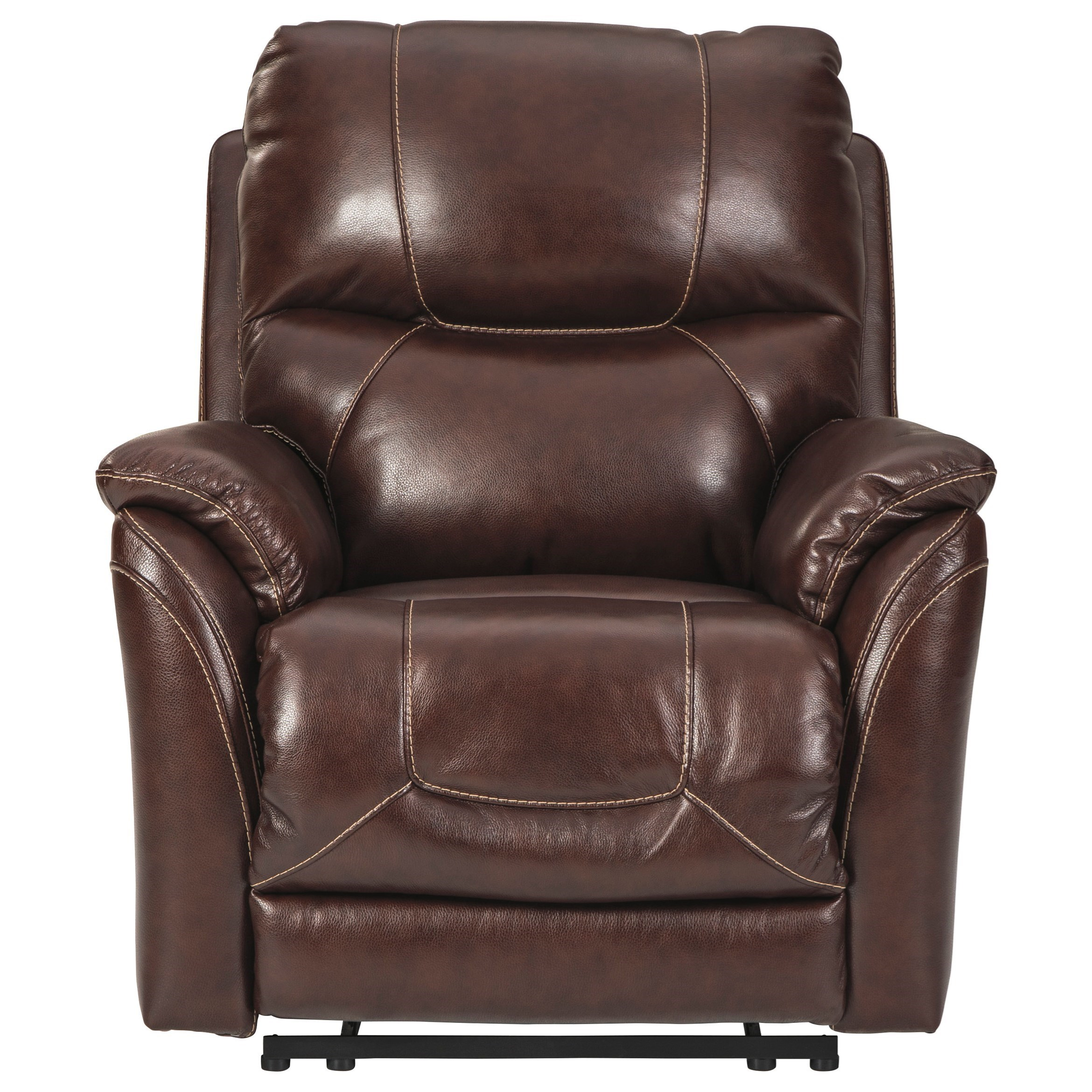 Dellington Power Recliner with Adjustable Headrest by Signature Design by Ashley at Value City Furniture