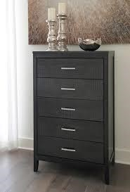Delmont Delmont Drawer Chest by Ashley at Morris Home