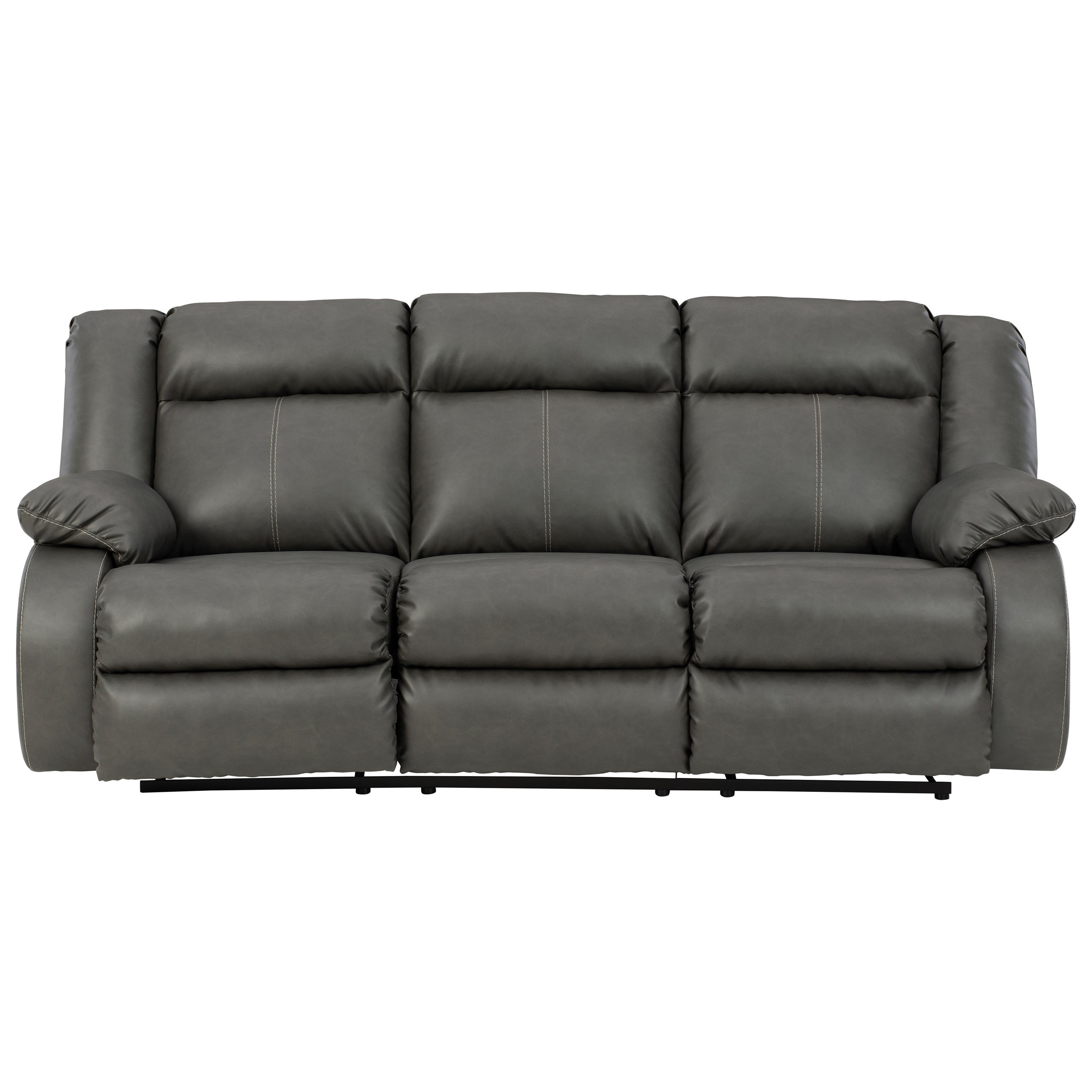 Denoron Power Reclining Sofa by Signature Design by Ashley at Zak's Warehouse Clearance Center