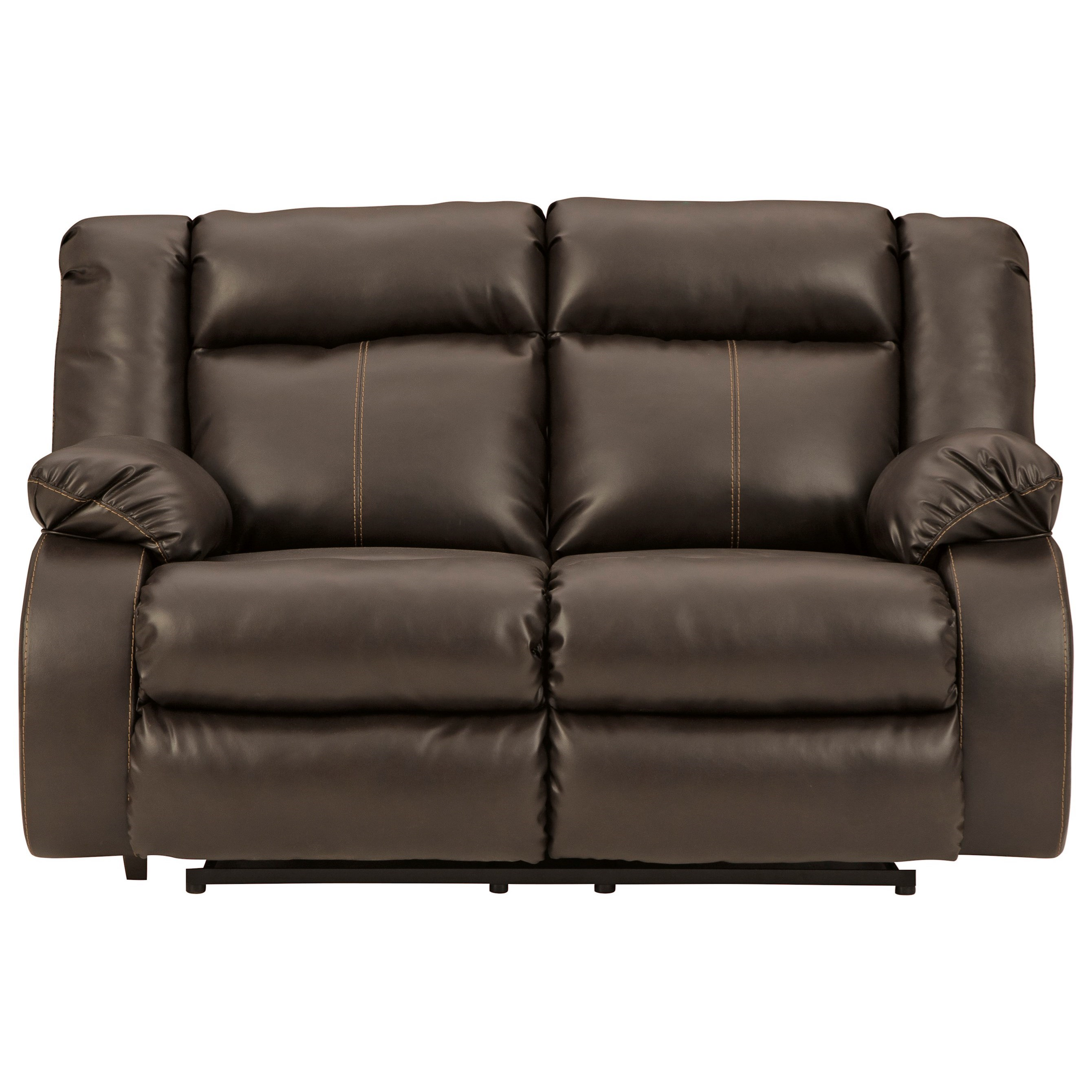 Denoron Power Reclining Loveseat by Signature Design by Ashley at Sparks HomeStore