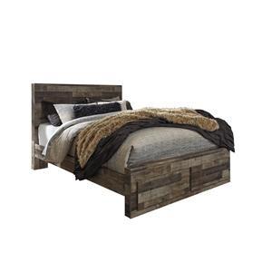 Derekson Queen Storage Bed