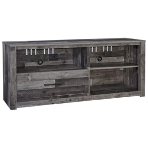 "Large Contemporary 59"" TV Stand"