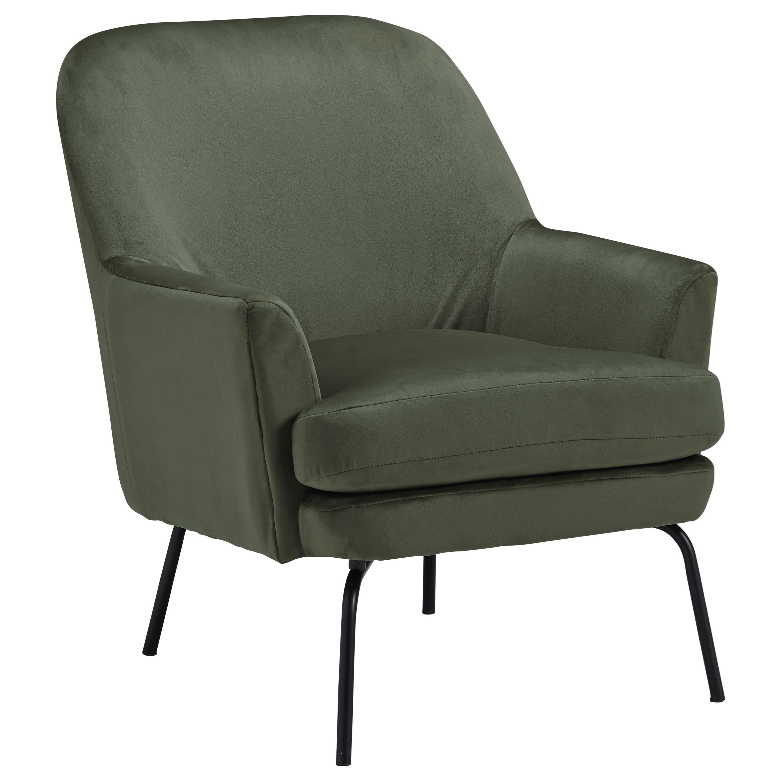 Dericka Accent Chair by Signature Design by Ashley at Furniture Barn