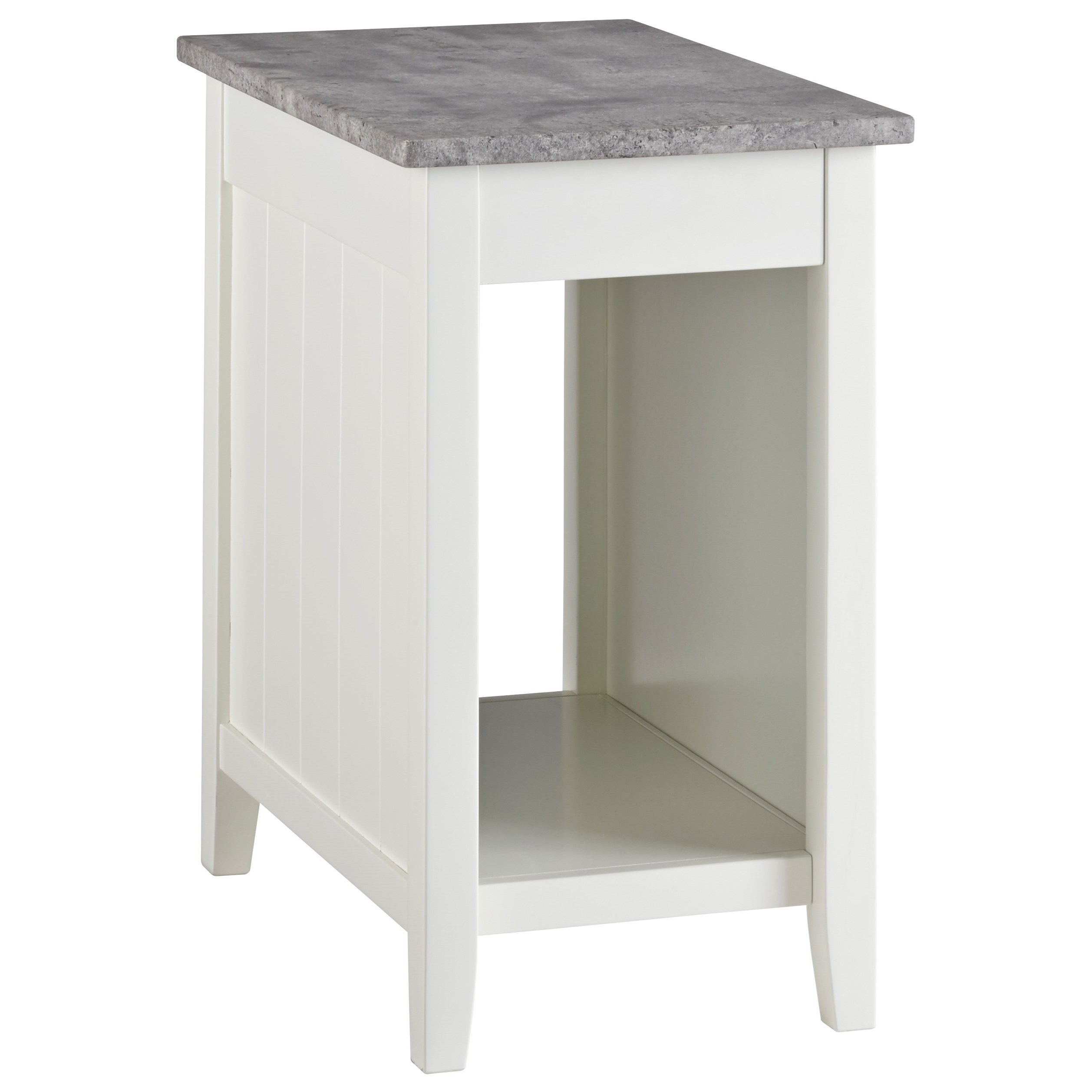 Diamenton Chair Side End Table by Signature Design by Ashley at Northeast Factory Direct