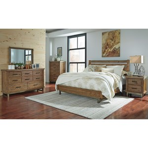 Signature Design by Ashley Dondie Queen Bedroom Group