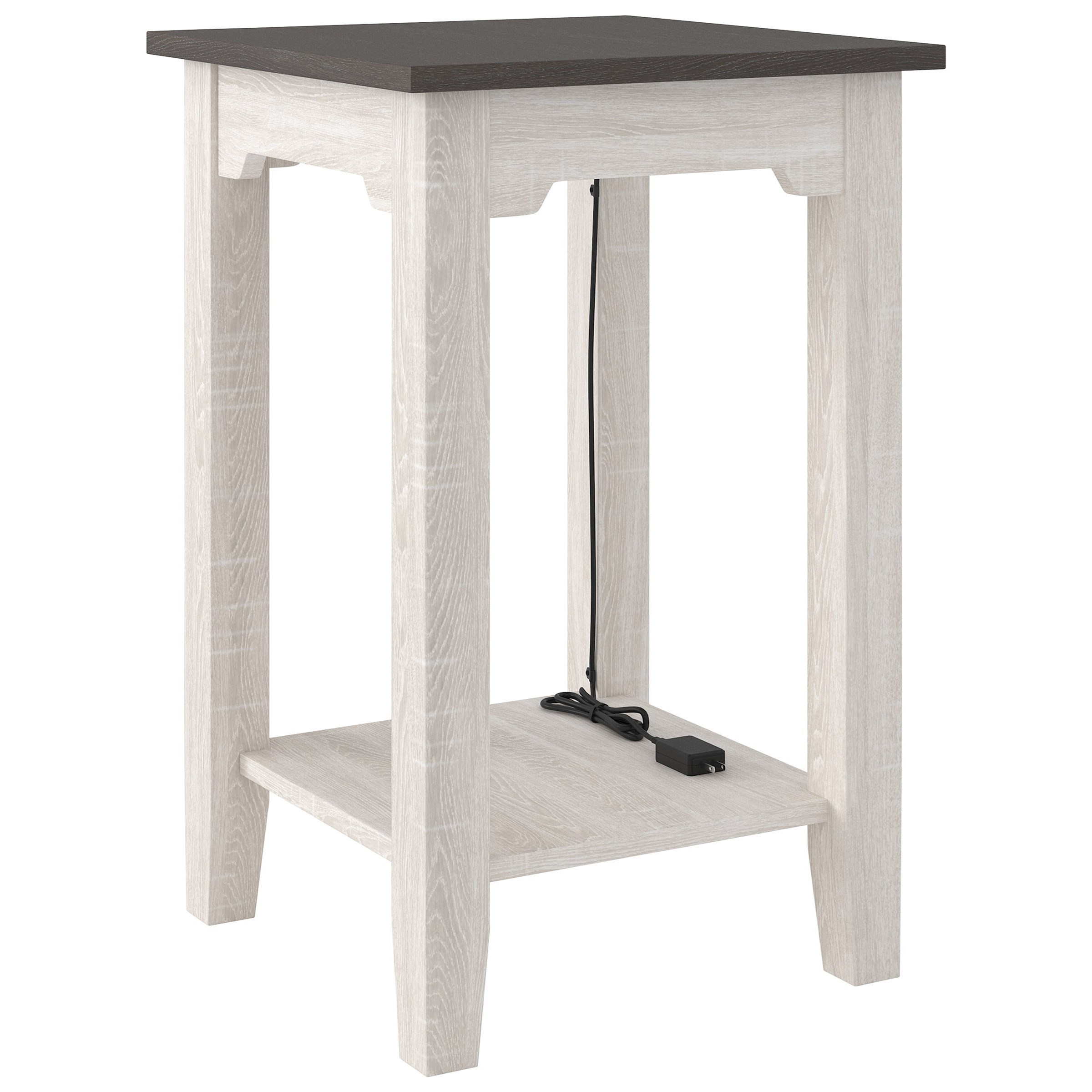 Dorrinson Chair Side End Table by Signature Design by Ashley at Miller Waldrop Furniture and Decor